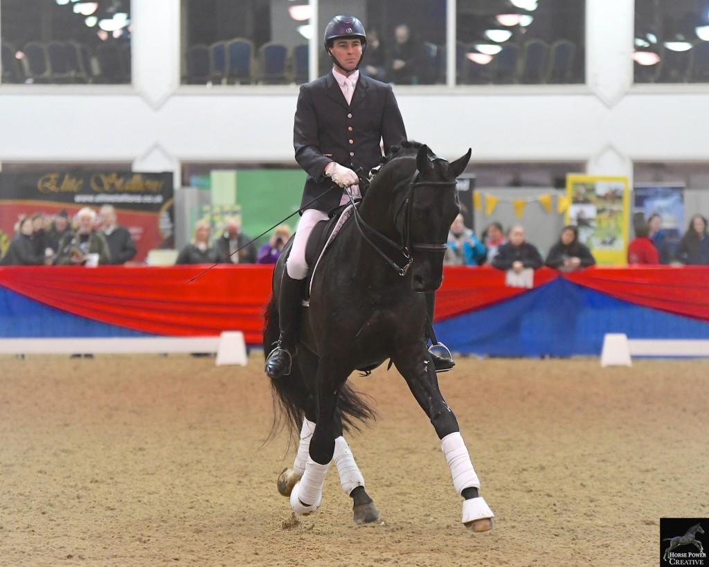 Don Dante (Picture courtesy of Horsepower Creative)